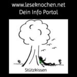 Stützkissen Info